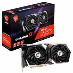 Placa De Video Radeon RX 6700 XT 12Gb Msi Gaming X