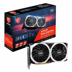 Placa De Video Radeon RX 6600 XT 8Gb Msi Mech 2X Oc